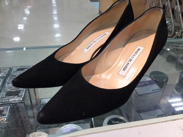 【Manolo Blahnik】靴底補強 vibram #2027