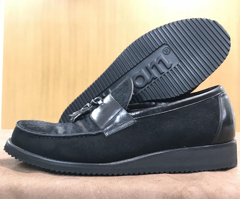 【ヤンコ】オールソールで靴底のカスタマイズ