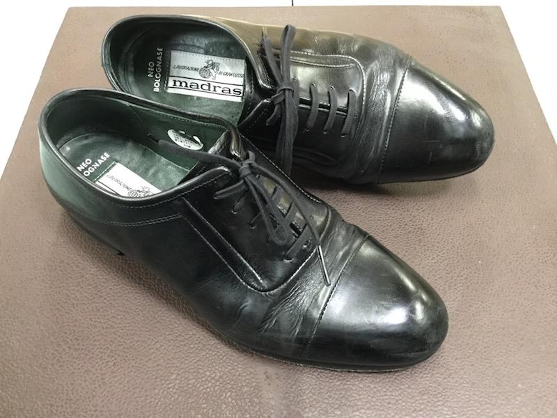 【マドラス】すり減った靴底の修理方法