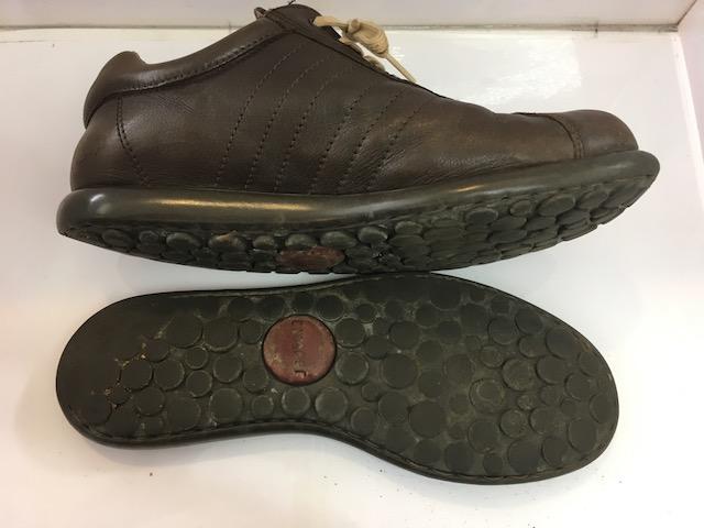 カンペール靴底修理前