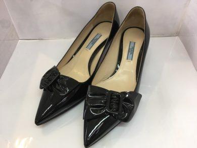 PRADA靴修理