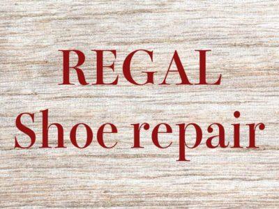 リーガル靴修理