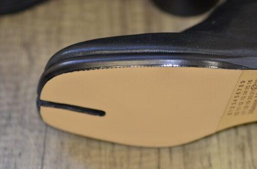メゾン マルジェラ靴底修理後2